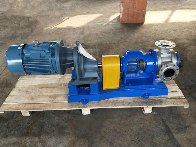 NYP型内环式不锈钢转子泵