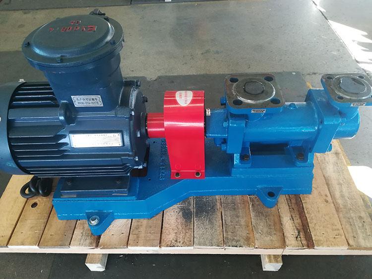 3G型三螺杆泵